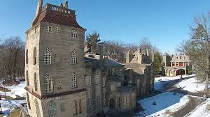 Moravian Pottery And Tile Works History by Moravian Tile Works Filmed With Dji Phantom 2 Vision Plus Youtube