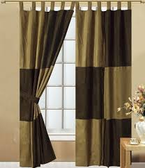 Living Room Curtain Ideas Brown Furniture by Living Room Curtain Ideas Wood Stained Window Dark Brown Sofa