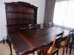 Redoubtable Dining Room Furniture Gauteng Antique In Other Junk Mail DININGROOM SUITE