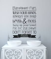 Small Double Sink Vanity Dimensions by Bathroom Ideas Bathroom Wall Decals Stickers Above Small Framed