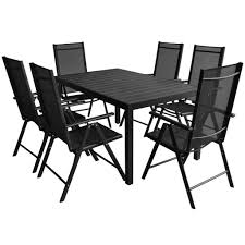 Amazon.com: 6 Person Aluminum Outdoor Dining Set With 4 Folding ... Bistro Table And Chairs The New Way Home Decor Elegant Cheap Outdoor 60 Inspiring Gallery Ideas For Audubon 6 Person Alinum Patio Amazoncom Jur_global Portable Sideline Bench 24 Person Traing Room Setting Mobilefoldnesting Chairs Walmartcom 6person Cabin Tent With 2 Folding Queen Best Choice Products Wood Pnic Set Natural Helinox Chair One Mec Tables Rentals Plymouth Wedding Rental Essentials Your Camping Camp Travel Family House Room Benefitusa Team Sports Sunrise Sport Hcom Single 5 Position Steel Convertible Sleeper