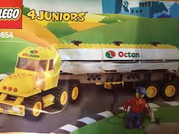 100 Lego Tanker Truck 4 Juniors 4654 In Worthing West Sussex