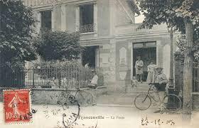 bureau de poste franconville l ancienne poste de franconville photimages d hier et d