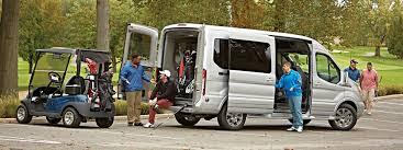 Explorer Ford Transit Conversion Van