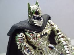 Long Halloween Batman Figure by The Epic Review Action Figure Time Machine 90s Edition Deluxe