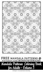 Unique Pattern Coloring Pages For Adults