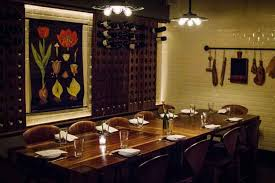 The Breslin Bar Dining Room Restaurant Week by Nomad Dining Guide