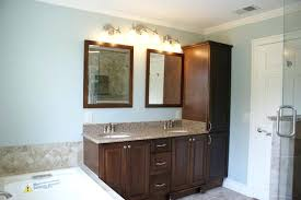 Bathroom Vanity Tower Cabinet by Linen Tower Cabinets Bathroomendearing Bathroom Vanities And Linen