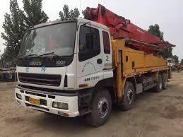 100 Concrete Pump Truck For Sale Putzmeister 37 M Used