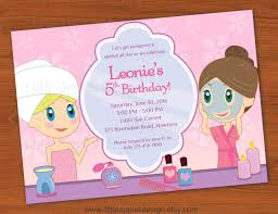 Popular Items For Kids Spa Party Clipart