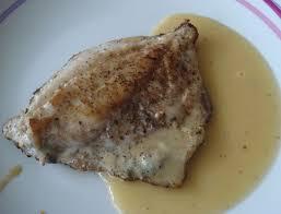 comment cuisiner du carrelet filets de carrelets sauce au beurre blanc et citron vert multidélices