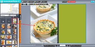 cahier de cuisine à remplir aide mise en page créative 3 le livre de recettes monalbumphoto