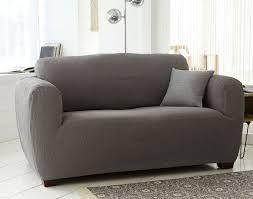 housse universelle canapé housse fauteuil et canapé extensible universelle becquet
