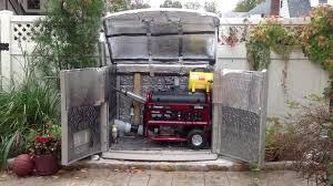 quiet generator box youtube