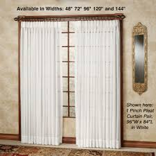 Thermalogic Curtains Home Depot by Patio Doors 53 Unusual Standard Patio Door Size Curtains Image