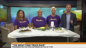 00:00 00:00 French Twist Food Truck Debuts On The Network The Great Race Jalpeo Danger Dog Seabirds Says Goodbye Fn Dish Behind Devilicious Exit Interview Hosted By Tyler Florence Foodnetwork Food Truck Hopefuls Hit The Road For Tocoast Culinary Hopefuls Hit Road For Tocoast Culinary Hawaii Chef Makes Another Appearance Reality Show