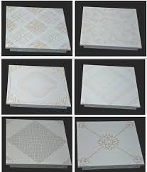 2x2 aluminum false ceiling price metal suspended ceiling tiles