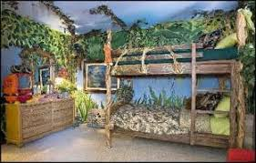 Jungle Theme Bedroom Decorating Ideas