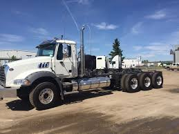 2018 MACK GU814 Straight Truck (Cab And Chassis) - Edmonton AB ...