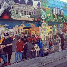 Balmy Alley Murals Mission District by Street Magic Balmy And Clarion Alleys Try This Road