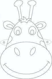 Coloring Pages Kids Printable Of Tuxedo Mask Templates Halloween Donkey Free