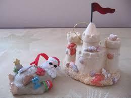 Seashell Christmas Tree Skirt by Seashell Christmas Ornaments Beach Treasures And Treasure Beaches