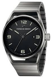 Porsche Design 1919 Datetimer Eternity Watches Hands