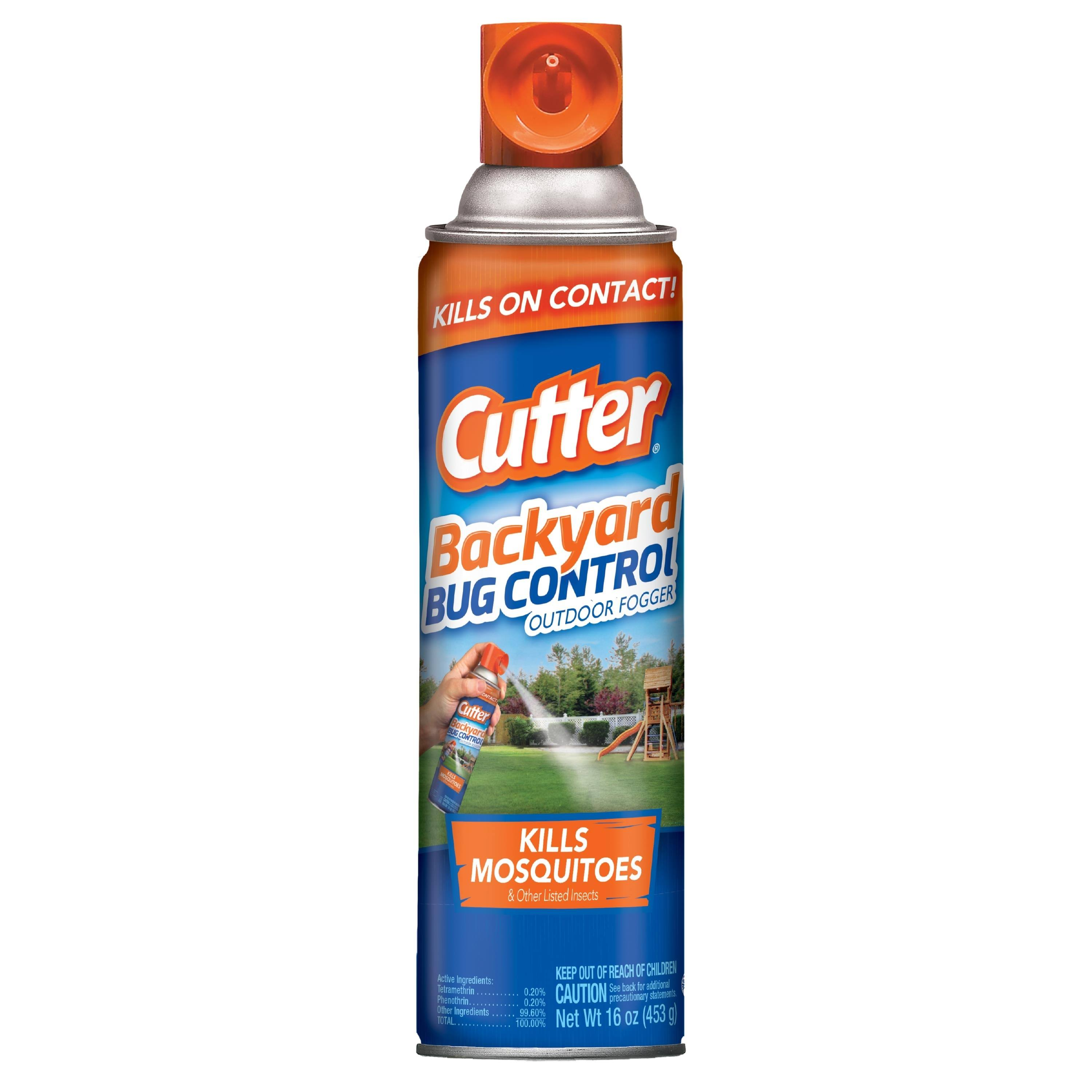 Cutter Backyard Bug Control Outdoor Fogger - 16oz