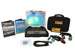 99 Truck Tools Diesel Diagnostic Tool Scanner Laptop Kit