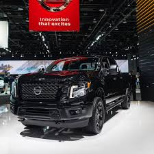 100 Nisson Trucks Nissan Ride In Style With The Nissan TITAN XD Midnight