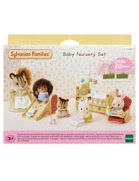 Sylvanian Families Baby Nursery Set Product Photo