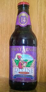 St Arnolds Pumpkinator 2014 by Saint Arnold Divine Reserve 14 Saint Arnold Brewing Company