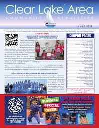 Tommys Patio Cafe Webster Tx by Clear Lake Community Letter By Digital Publisher Issuu
