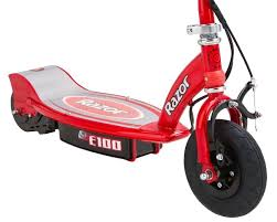 Front Brakes Of The Best Selling Razor E100 Kids Electric Scooter