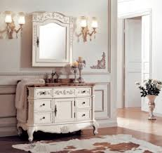 Shabby Chic White Bathroom Vanity by Shabby Chic Bathroom Vanities Uk Ideas And French Style Furniture