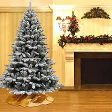 Sears Artificial Christmas Trees Unlit by Jaclyn Smith 7 5 U0027 Cashmere Spruce Tree Kmart