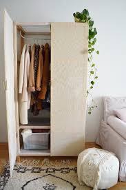 make it boho diy simple jute closet