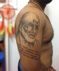 Religious Half Sleeve Tattoo Design For Men