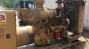 100 Adelman Truck Parts 3406B DITA 300 KW RUN TEST 2WB03631 YouTube