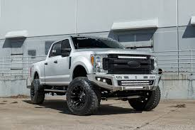 2018 Ford F-250 Super Duty Lifted Truck Road Armor Identity Bumpers
