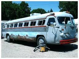 Tony Secretos 1948 Flxible Bus