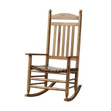Bradley Maple Slat Patio Rocking Chair 200SM RTA The Chintz ...