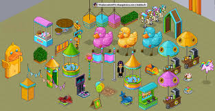 New Habbo Palooza Furniture Part2 Phoenix Edit