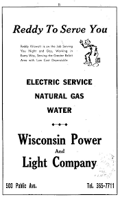 Reddy Kilowatt Character Lamp by Some Electrifying Tokens Member Written Now Articles