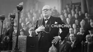 Winston Churchills Iron Curtain Speech by Winston Churchill And The R M S Queen Mary Youtube
