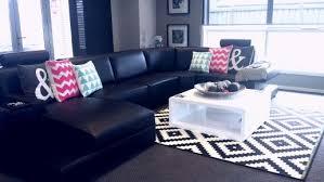 Blue And Black Living Room Ideas Centerfieldbar Com