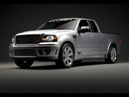 2007 Saleen S331 Sport Truck Based On Ford F-150: - Lexus IS Forum