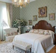 Decor Luxury Floral Wallpaper Bedroom Home Design Minimalist