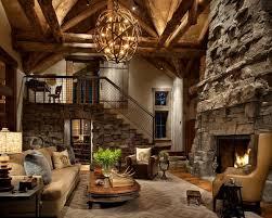 rustikale deko ideen fürs wohnzimmer tipps zur auswahl der
