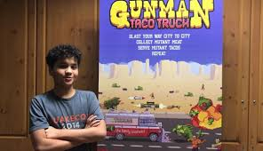 Doom Creator's 12-year-old Son Releases First Game On Steam: Gunman ... Food Truck Chef Cooking Game Trailer Youtube Games For Girls 2018 Android Apk Download Crazy In Tap Foodtown Thrdown A Game Of Humor And Food Trucks By Argyle Space Cooperative Culinary Scifi Adventure Fabulous Comes To Steam Invision Community Unity Connect Champion Preview Haute Cuisine Review Time By Daily Magic Ontabletop This Video Themed Lets You Play While Buddy